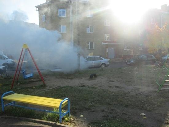 Смоленские пожарные подвели итоги января 2019-го