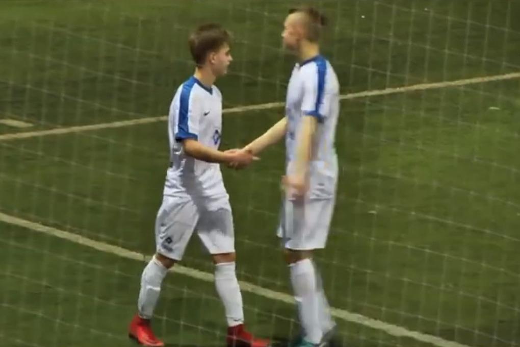 «Манчестер Юнайтед» заинтересовался 14-летним Сергеем Пиняевым