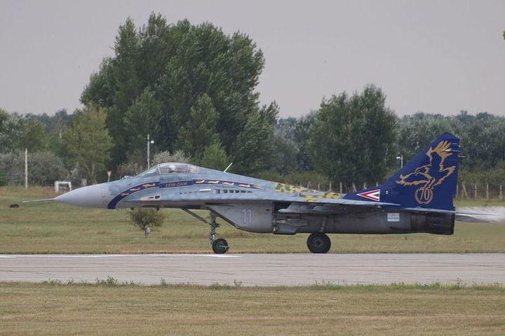 Власти Венгрии выставили на продажу 19 МиГ-29