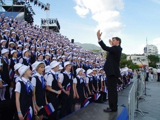 Юные певцы из Бурятии могут попасть в Детский хор России