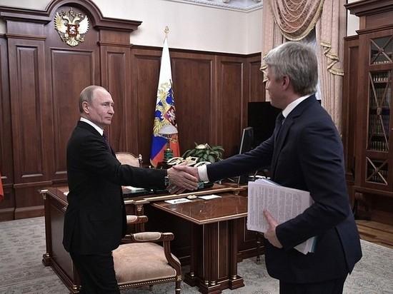 Президент России вступился за игру новосибирского ХК «Сибирь»