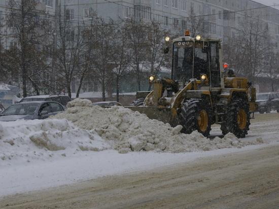 В Кузбассе женщина погибла под колесами снегоуборочного погрузчика