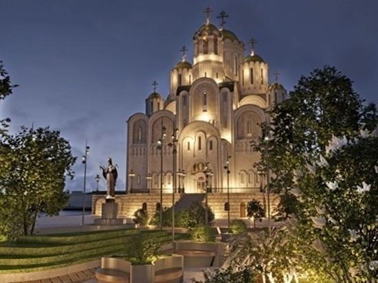 Гордума Екатеринбурга изменила статус земли для Собора святой Екатерины