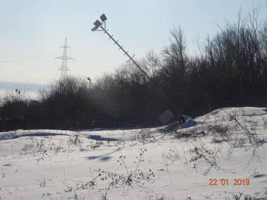 В Ульяновске волжский склон расчищают для занятий горнолыжным спортом