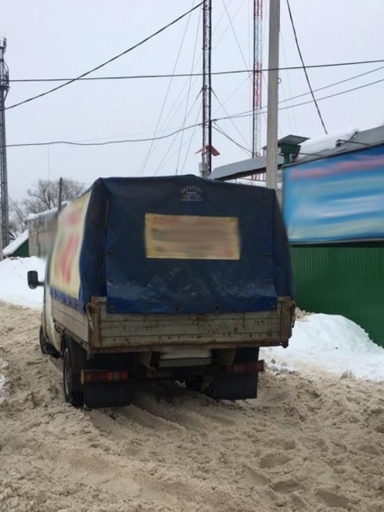 В Иваново пешеход попал под колеса «Газели»