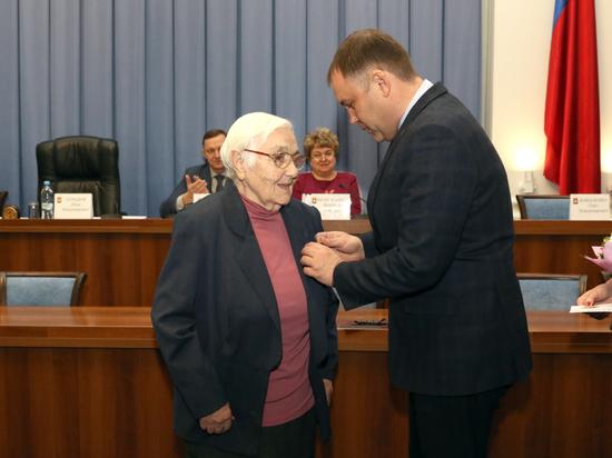 80-летняя кемеровчанка сдала нормы ГТО