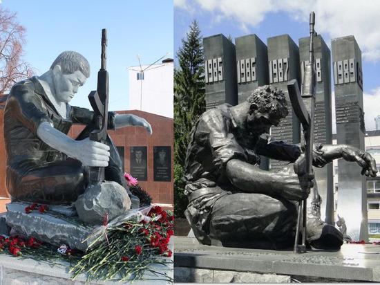 Башкирский памятник «Халку» оказался пародией на екатеринбургский постамент