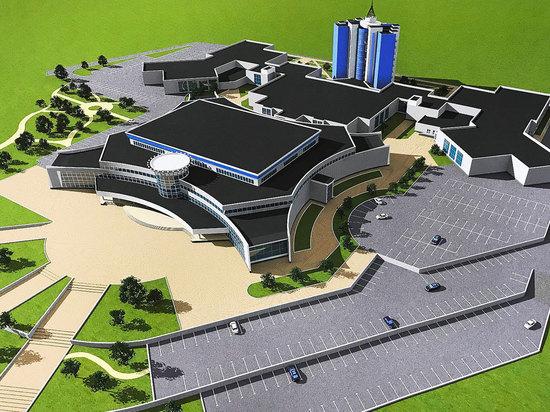 На строительство брянского Дворца единоборств добавят денег из центра
