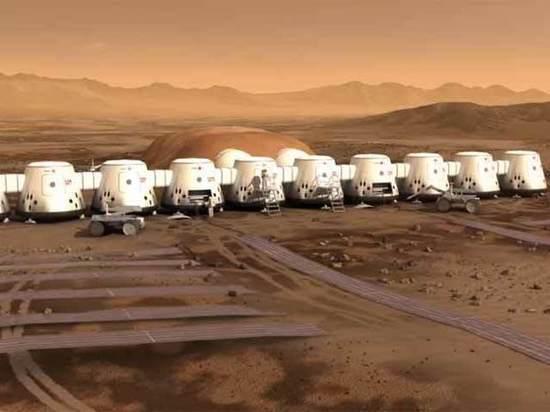 Организаторов полета на Марс признали банкротами
