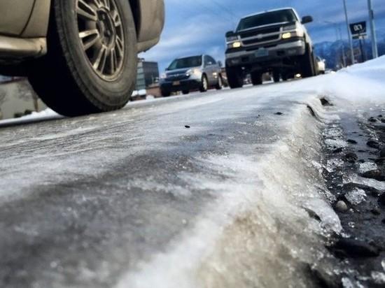ФКУ Упрдор Москва-Харьков сообщило о принятии спецмер на дорогах в Тульской области