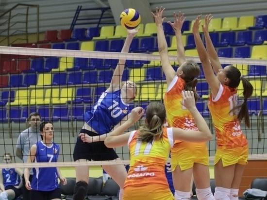 Ивановские волейболистки вошли в финал первой лиги Чемпионата России