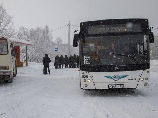 На Сахалине появится временный автобусный маршрут