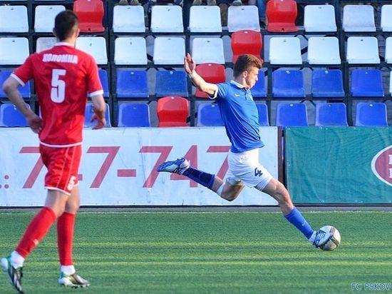 В рейтинге командных игровых видов спорта РФ Псковская область заняла 41 место