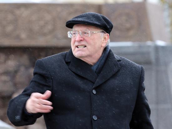 Жириновский призвал убрать Лугового из соавторов законопроекта об автономном рунете