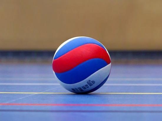 Владимирские волейболисты продолжают лидировать в турнирной таблице
