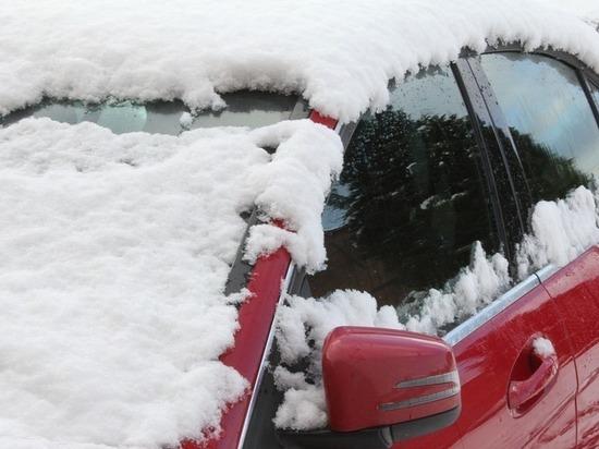 Сильный снег ожидается в Нижегородской области 13 февраля