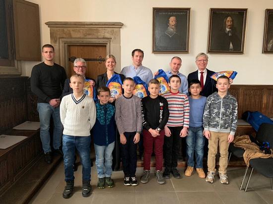 Юные спортсмены из Твери побывали в Оснабрюке на турнире по дзюдо