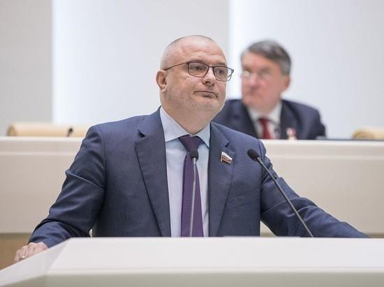 Закон сенатора Клишаса о «суверенном интернете» приняли в первом чтении