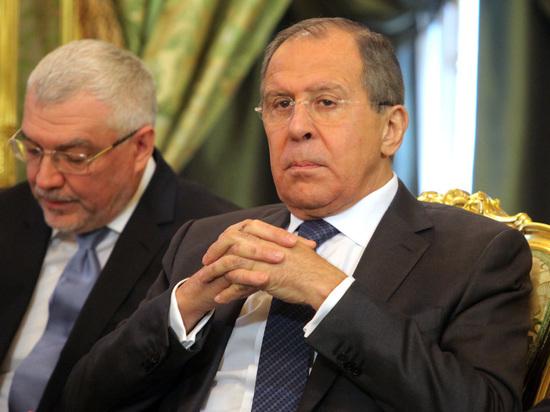 Лавров заявил, что США «потеряли всякий стыд» в ситуации с Венесуэлой