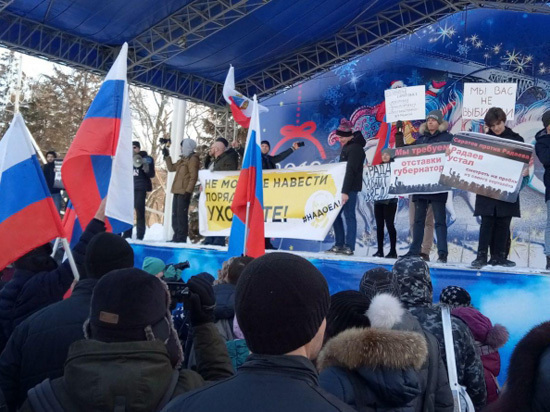 Рейтинг скандалов: протест на площади и погребенные снегом