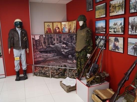 Музей памяти локальных войн открылся в Калуге
