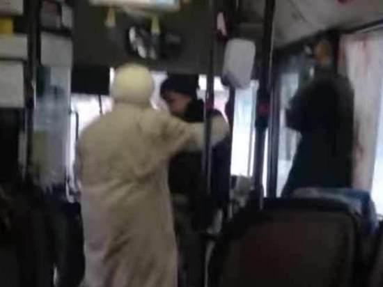 В Перми кондуктор исцарапала забывшую удостоверение пенсионерку
