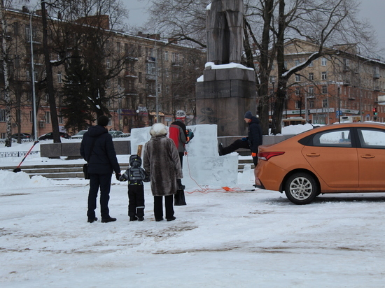 Успенскую церковь из снега построят в Петрозаводске