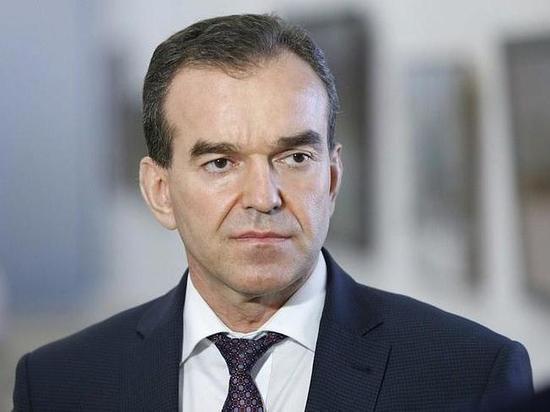 Вениамин Кондратьев вошёл в ТОП-3 медиарейтинга глав регионов юга