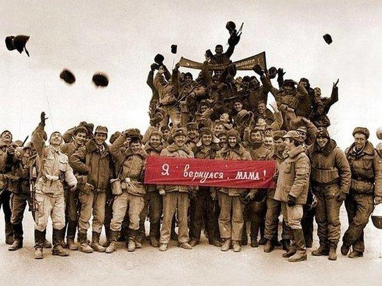 Калмыцкие афганцы отметят 30-летие вывода войск