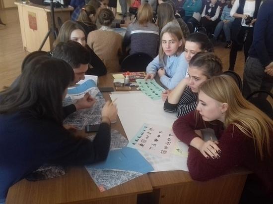 Студенты внесли предложения по благоустройству муниципалитетов Волгоградской области