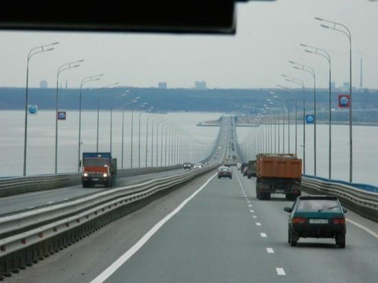 Ульяновский Президентский мост получит левобережную развязку