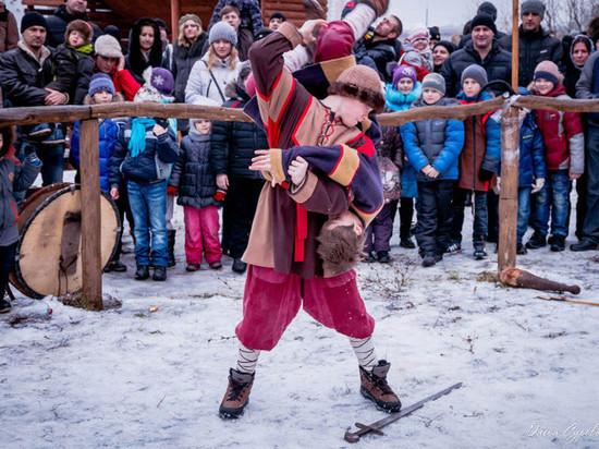 В Торопце для детей пройдут «Богатырские забавы»