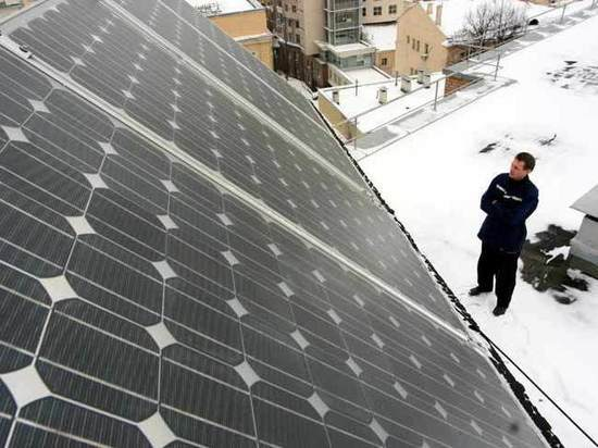 Химики выяснили, каким российским регионам выгодно перейти на энергию солнца