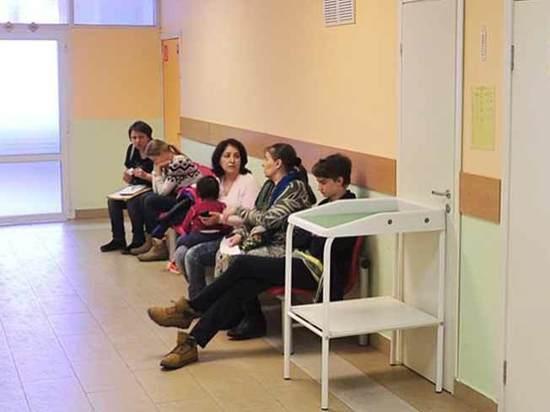 Родители Тимирязевского района озабочены: единственная детская поликлиника лежит в руинах