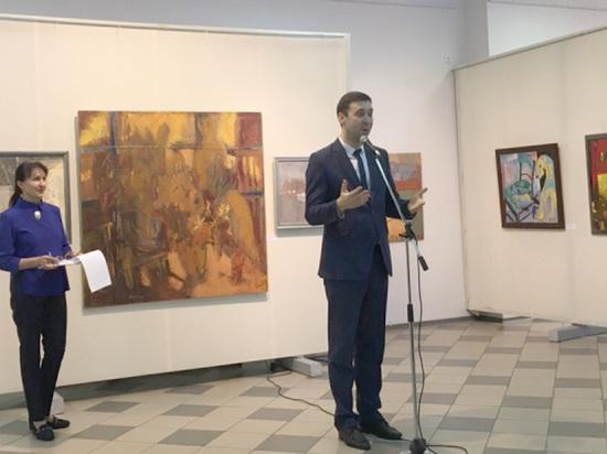 В Липецке открылась выставка