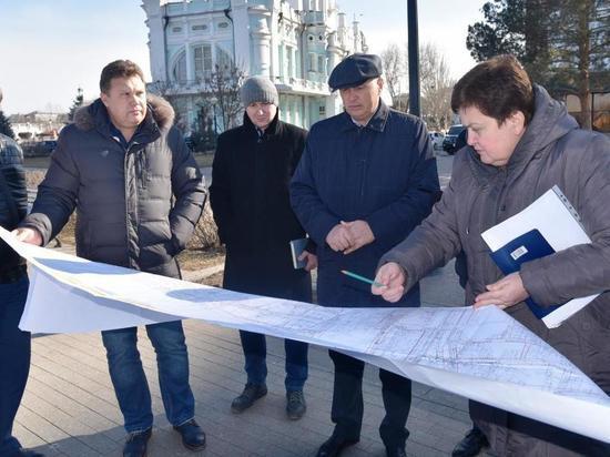 В Астрахани торговля на Набережной Волги будет упорядочена