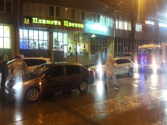 Два пешехода за вечер оказались под колесами машин в Калуге