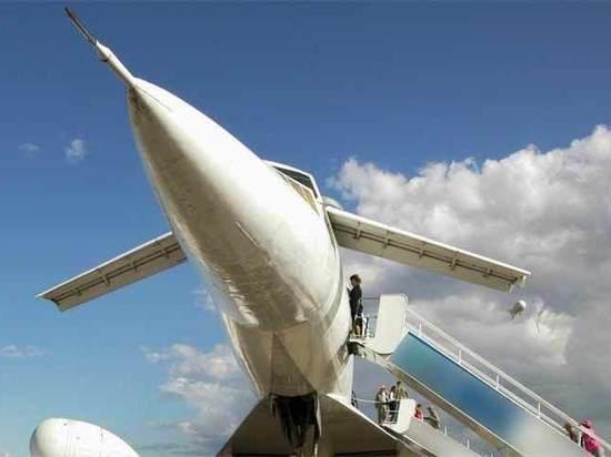 Авиастроители назвали невыполнимым наказ Путина о сверхзвуковом лайнере