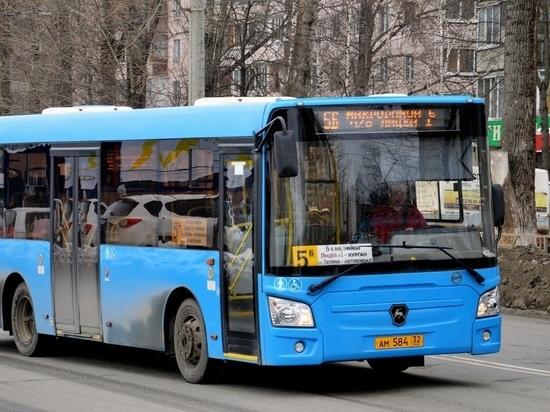 В Брянске автобус №5 изменил маршрут
