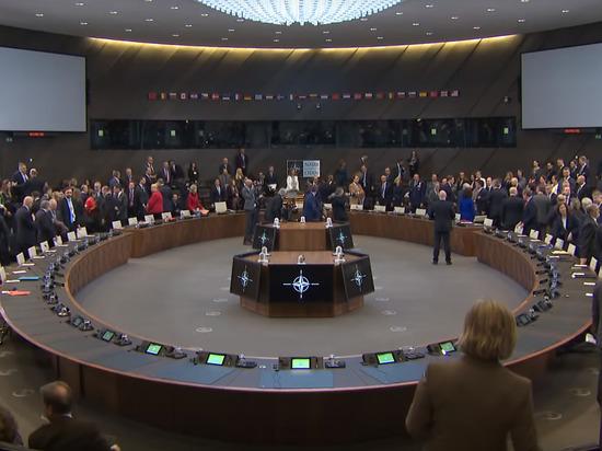 В НАТО впервые обсудят планы, связанные с прекращением действия ДРСМД