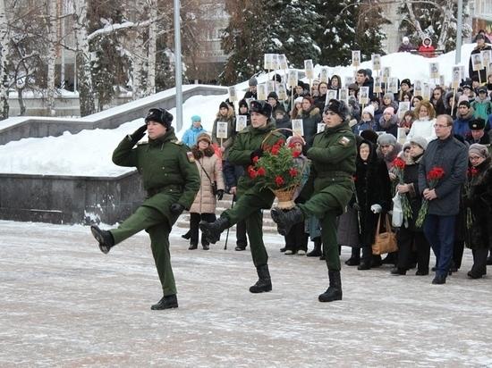 В центре Ульяновска ограничат движение для шествия ветеранов-афганцев