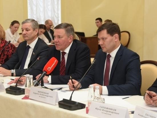 Более десятка масштабных проектов реализуют в Вологде за три года