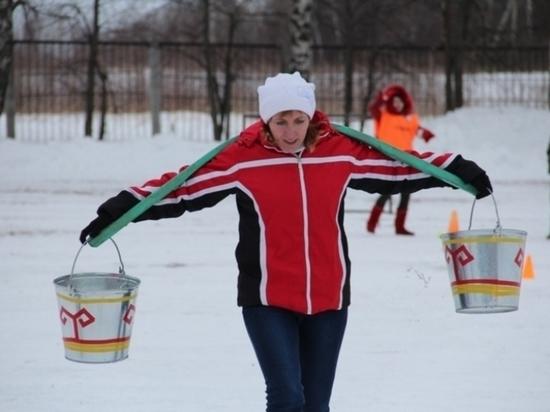 В Ульяновской области пройдут IХ Зимние сельские спортивные игры