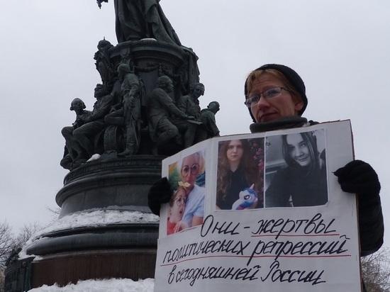 Участницу Дня материнского гнева оштрафовали на 250 тысяч рублей
