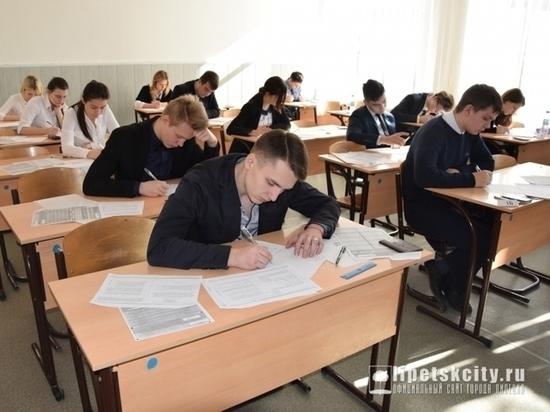 Липецкие школьники прошли собеседование по русскому языку