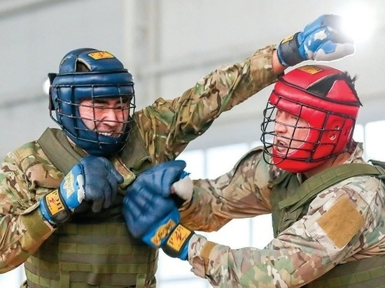 В Алматы прошел чемпионат по армейскому рукопашному бою