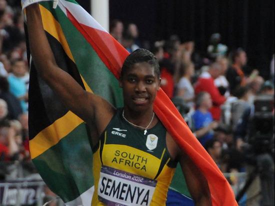 IAAF планирует доказать, что двукратная олимпийская чемпионка является мужчиной