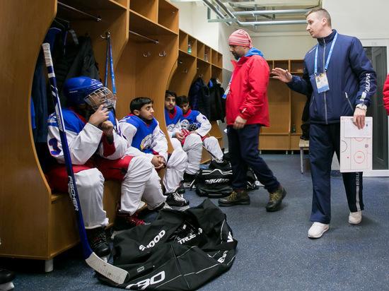 Юные хоккеисты из Кувейта пропустили 219 шайб на турнире «Дети Азии»