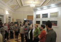 Выставки работ театрального художника Виктора Герасименко открылась в Нижнем Новгороде