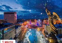 IPhone X получил автор лучшего новогоднего фотоснимка в Ставрополе